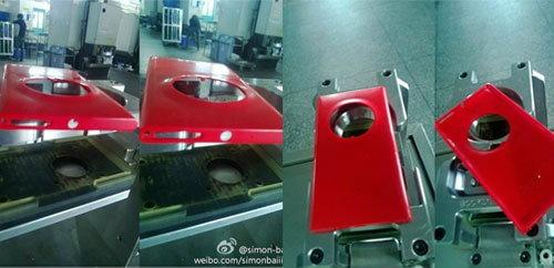 Nokia EOS กล้องเทพแล้ว อาจมีสีแดงด้วย