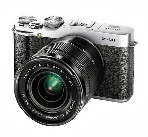 หลุดภาพมาก่อนเปิดตัวอีกรุ่น กับเจ้า Fuji X-M1 กล้องสไตล์ย้อนยุคในซีรีส์ X