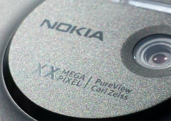 Nokia Lumia 1020 อาจเป็นตัวจริงของ EOS