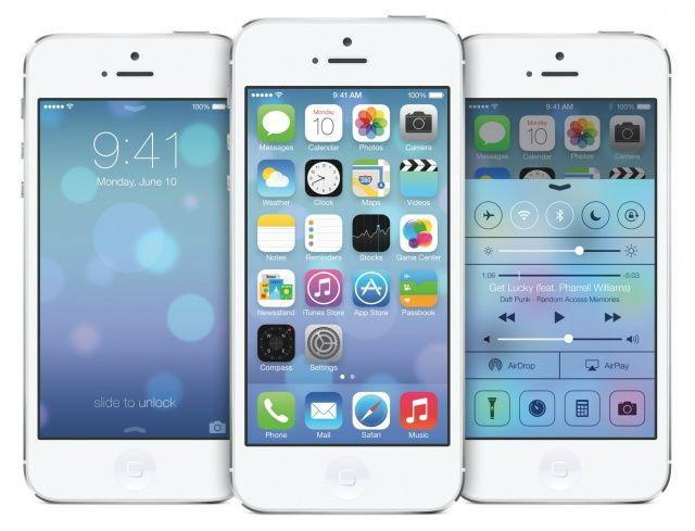 iOS 7 beta ถูกเจลเบรคแล้ว