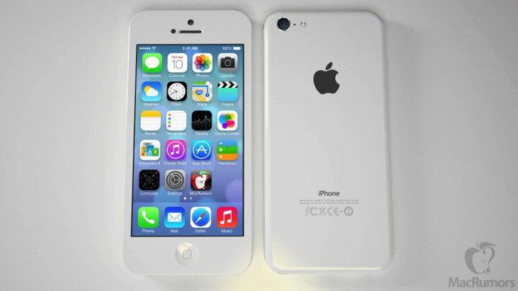 ก็โอนะ !! iPhone low-cost ลุคนี้