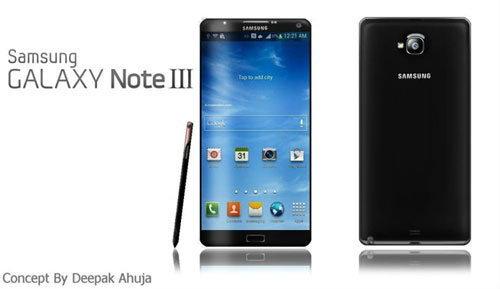 Note 3 จะออกมาสี่รุ่นเหมือน S4