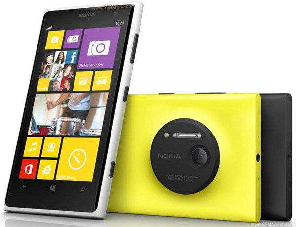 Nokia Lumia 1020 มือถือกล้อง 41 ล้านพิกเซลเปิดตัวอย่างเป็นทางการแล้ว!!