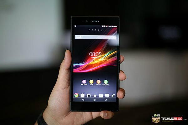 [พรีวิว] ลองจับ Sony Xperia Z Ultra สมาร์ทโฟนหน้าจอใหญ่ 6.4 นิ้ว