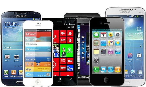 สุดยอดสมาร์ทโฟน 15 รุ่น ที่คุณไม่ควรพลาด