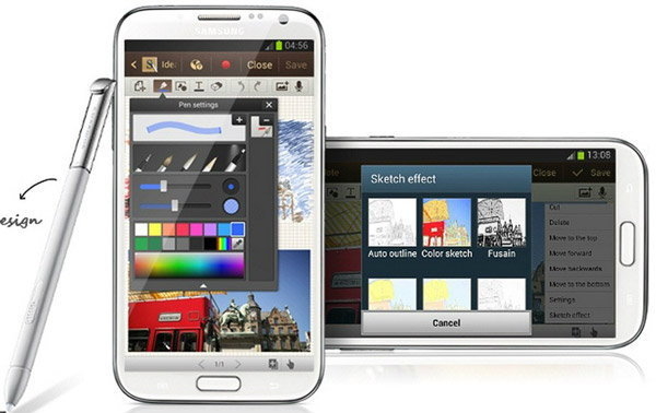 ซัมซุง ซุ่มทดสอบ Samsung Galaxy Note 3 สามขนาดหน้าจอ