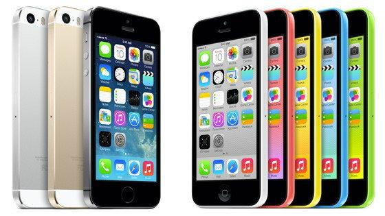 อัพเดทราคา iPhone 5s และ iPhone 5c เครื่องหิ้วจากห้างใหญ่ MBK