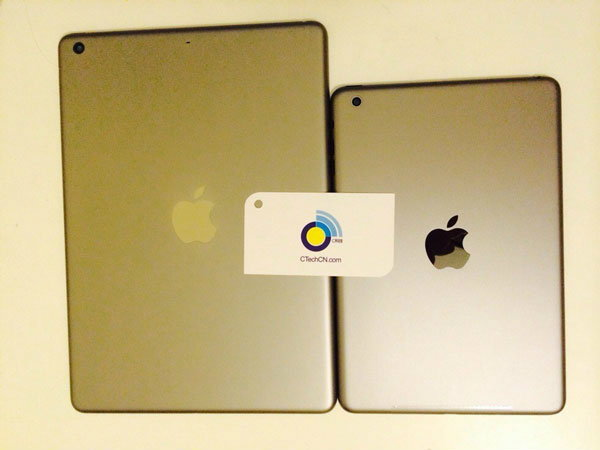 ภาพหลุด iPad 5 สีทอง