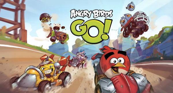 Rovio ปล่อยเทรลเลอร์เกม Angry Birds Go! เปิดให้ดาวน์โหลดฟรี 11 ธันวาคมนี้