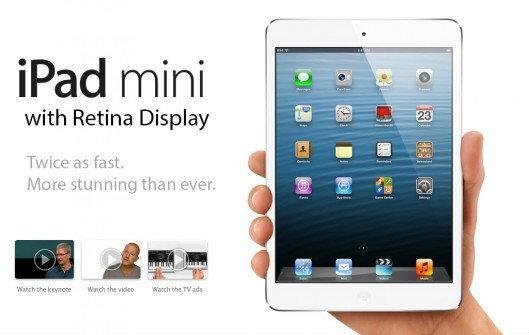 คาด! คืนนี้จะได้เห็น iPad, iPad mini, MacBook, Mac mini, OS X และ Apple TV รุ่นใหม่