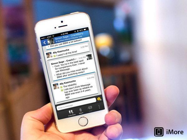 ยอดดาวน์โหลด BBM บน Android และ iOS เกิน 10 ล้านครั้ง ใน 24 ชั่วโมง