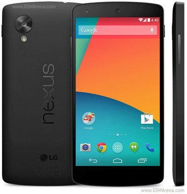 กูเกิลเปิดตัว Nexus 5 อย่างเป็นทางการ ราคาเริ่มต้น 349 เหรียญ เริ่มขายวันนี้!