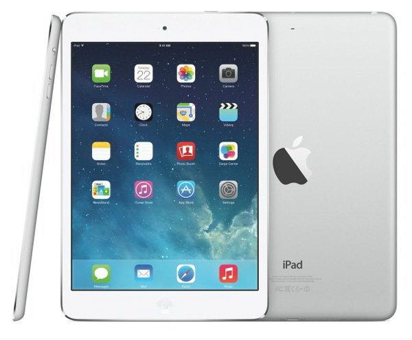 iPad mini 2 หน้าจอ Retina display จำหน่ายล่าช้า เพราะหน้าจอไหม้ (burn-in)