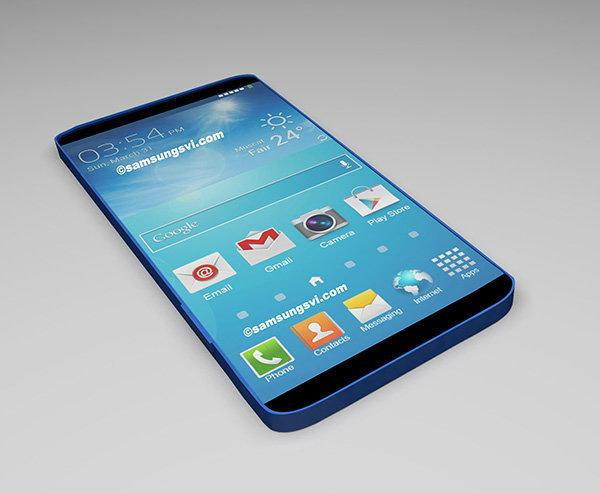 เผยข้อมูล Samsung Galaxy S5 มาพร้อมหน้าจอ 5.3 นิ้ว