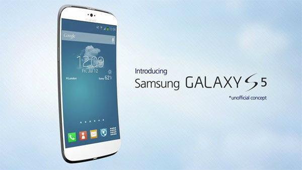 เผยคลิปคอนเซปท์ Samsung Galaxy S5 ตัวเครื่องอะลูมิเนียม