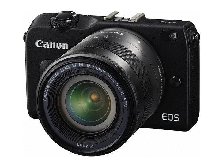 Canon EOS M2 ประกาศวางขายแล้วที่ญี่ปุ่น