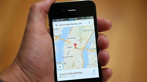 Google Maps เจ๋งขึ้นแท่นอันดับ 1 แอพที่มีผู้ใช้มากที่สุดบนมือถือ