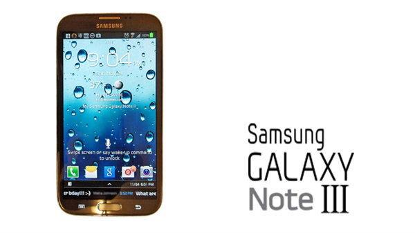 หลุดหมดเปลือก Galaxy Note III จอใหญ่ขึ้นเป็น 5.68 นิ้ว แต่ขนาดเครื่องเท่าเดิม