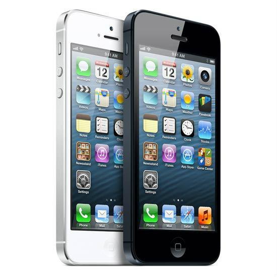 อัพเดท ราคา iPhone 5 เครื่องศูนย์ [16-ส.ค.-56]
