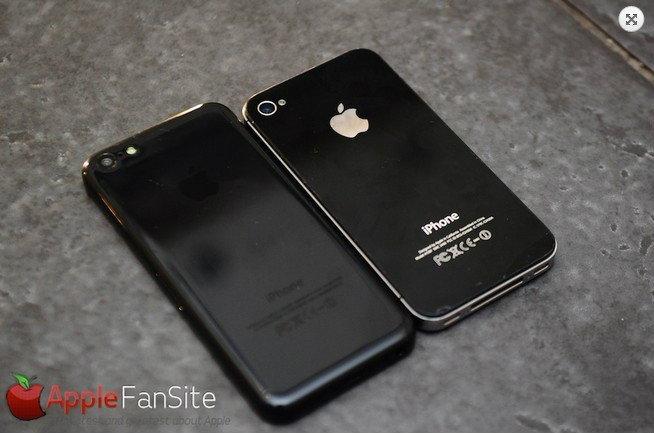 มาอีกช็อต กับ iPhone 5C สีดำ ทั้งภาพนิ่ง และคลิปวิดีโอ