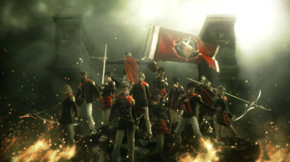 Final Fantasy Agito ลงมือถือ iOS/Android, เนื้อเรื่องยุคเดียวกับ FF Type-0