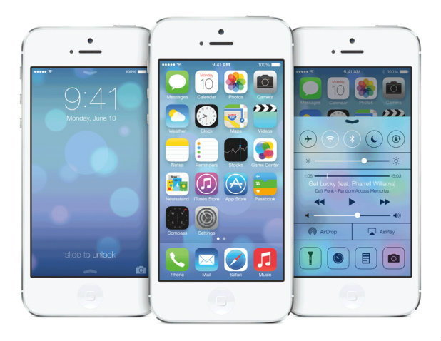 Apple เริ่มลุย iOS 7.0.1 และ 7.1