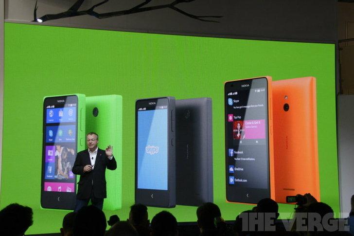 เปิดตัว Nokia X, Nokia X+  และ Nokia XL อย่างเป็นทางการ