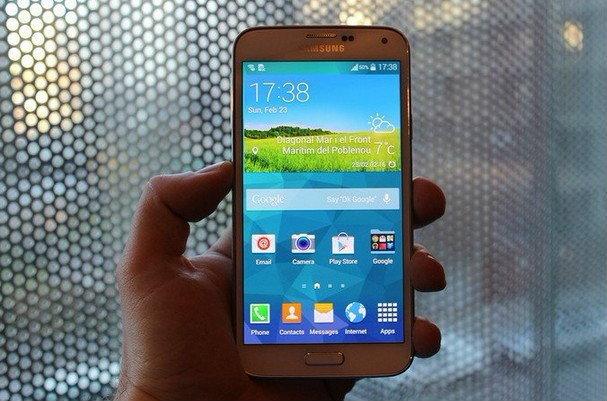 ดูกันชัดๆ Samsung Galaxy S5 ตัวจริงไม่ต้องลุ้นแล้ว