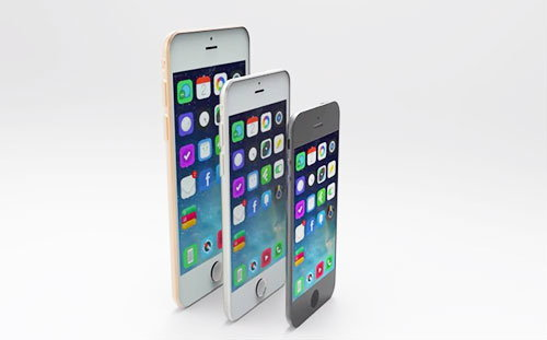 iPhone 6 (ไอโฟน 6) เปิดตัวเร็วที่สุดเดือนกรกฎาคม และ iOS 8 จะขยายขีดความสามารถของ Touch ID