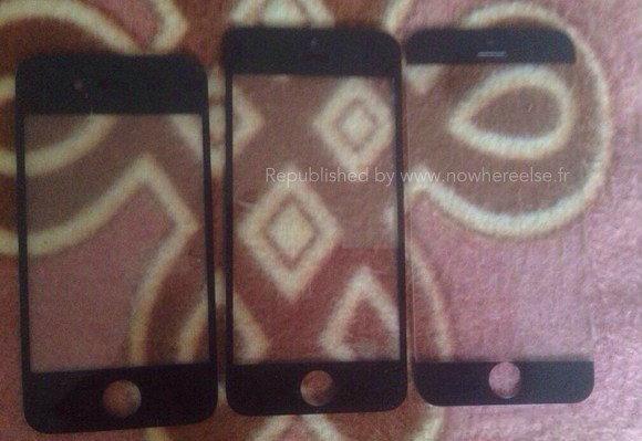 เผยภาพชิ้นส่วนหน้าจอ iPhone 6 จากโรงงาน มีหน้าจอไร้ขอบที่ใหญ่ขึ้น