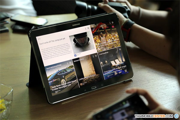 พรีวิว (Preview) Samsung Galaxy Note Pro 12.2