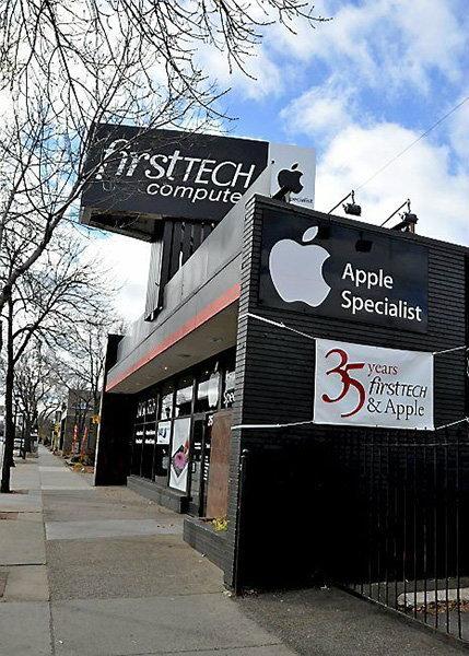 FirstTech ร้านตัวแทนจำหน่ายสินค้า Apple แห่งแรกของโลกกำลังจะปิดกิจการแล้ว