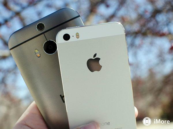 เทียบกันชัดๆ ภาพถ่ายจากกล้อง iPhone 5S กับ HTC One M8 แบบไหนดีกว่า ?