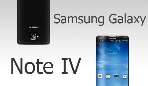 หลุด!!! Samsung Galaxy Note 4 หน้าจอชัดระดับ QHD