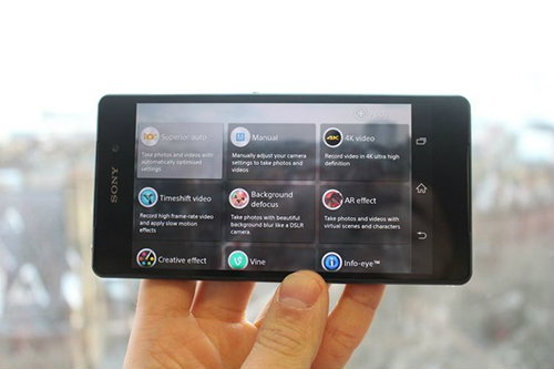 """Sony Xperia Z2 ครองตำแหน่ง """"สุดยอดมือถือถ่ายภาพ"""" ที่ดีที่สุดในมวลมหาสมาร์ทโฟน"""