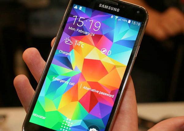 ต้นทุนการผลิต Samsung Galaxy S5 ไม่ถึงหมื่น