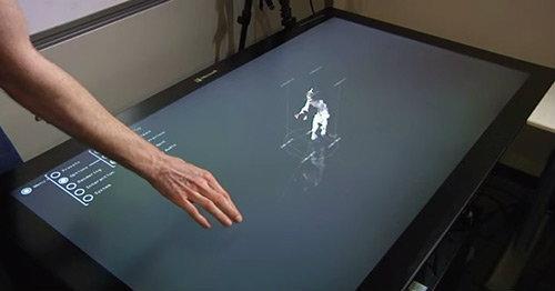ไมโครซอฟท์ แสดงต้นแบบนวัตกรรมการสื่อสารแบบ Holograph