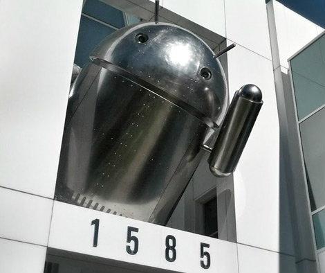 สมาร์ทโฟน Google Nexus จะถูกแทนที่ด้วย Android Silver