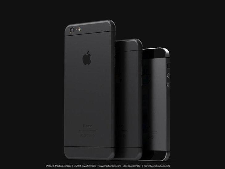 """สื่อนอกระบุบพร้อมกัน iPhone 6 มาแน่ """"สิงหาคม"""""""