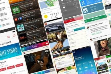 50 แอพพลิเคชั่นที่ดีที่ในสุดสำหรับไอโฟนในปี 2013