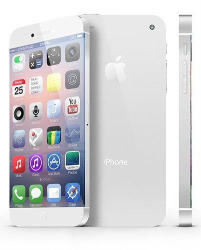 ดูกันเพลินๆ ! ดีไซน์ใหม่ iPhone 6 จอ 5 นิ้ว พร้อม iOS 8