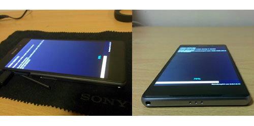 หลุด ! Sony D6503 หรือ Xperia Z1 เวอร์ชันใหม่