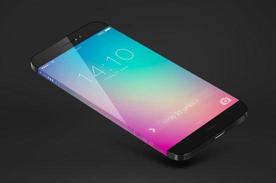 iPhone 6 มาพร้อมข่าวลืออีกครั้ง ! ใช้หน้าจอใหญ่ขึ้น เปิดตัวมิถุนายน 2557
