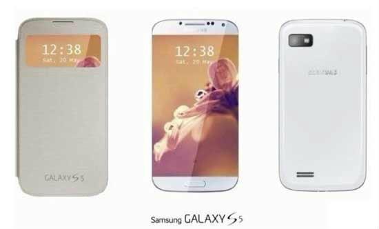 Galaxy S5 เครื่องก็อบ อิงการออกแบบจากภาพเรนเดอร์มาแล้ว