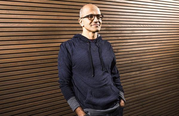 ยินตีต้อนรับ Satya Nadella ซีอีโอคนใหม่ของ Microsoft