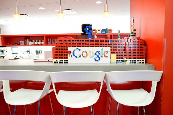 ว๊าววว!! ออฟฟิต Google โฉมใหม่ล่าสุด...สุดจี๊ด
