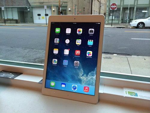 iPad Air รุ่นใหม่เปิดตัวปี 2014 ไร้เงา iPad Pro และ iPad mini 3