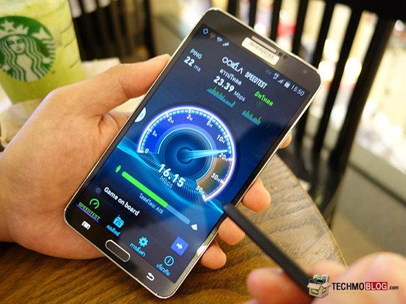 [รีวิว] Samsung Galaxy Note 3 LTE เร็วกว่า สนุกกว่า