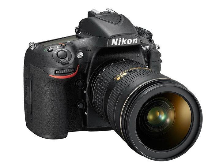 Nikon เปิดตัว D810 กล้องฟูลเฟรมรุ่นใหม่ ปรับแต่งมาเพื่อถ่ายวิดีโอโดยเฉพาะ
