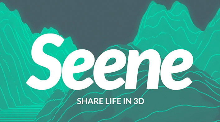 Seene แอพฯถ่ายภาพ 3D เจ๋งสุดๆ!
